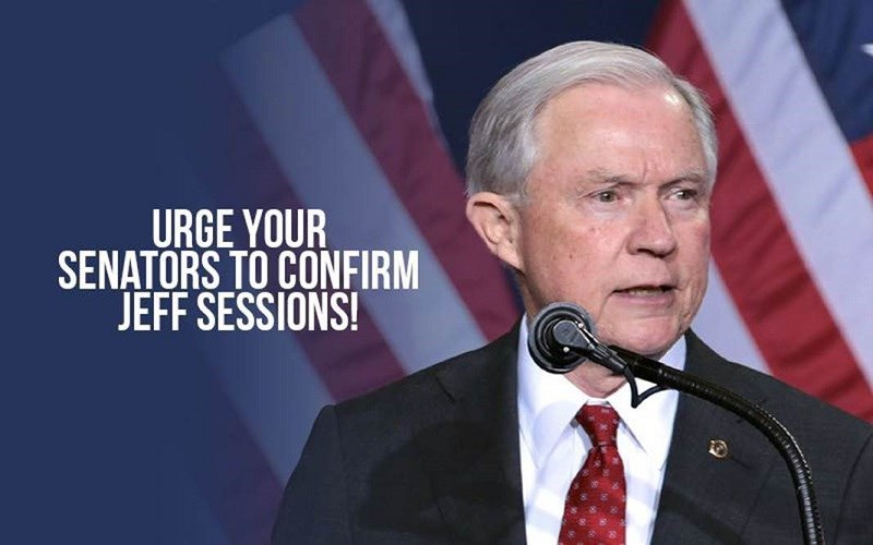 Tell the Senate to confirm Sessions!