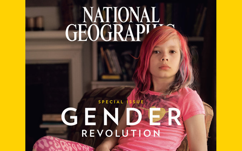National Geographic exploits children to further an agenda