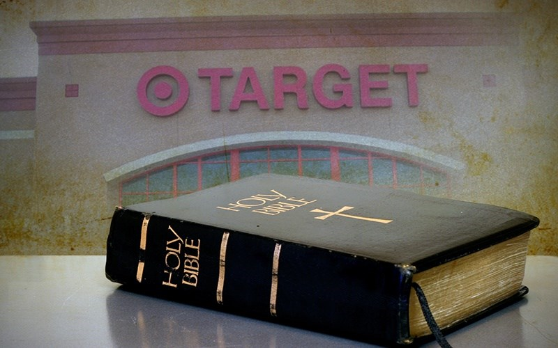 When God Uses Target