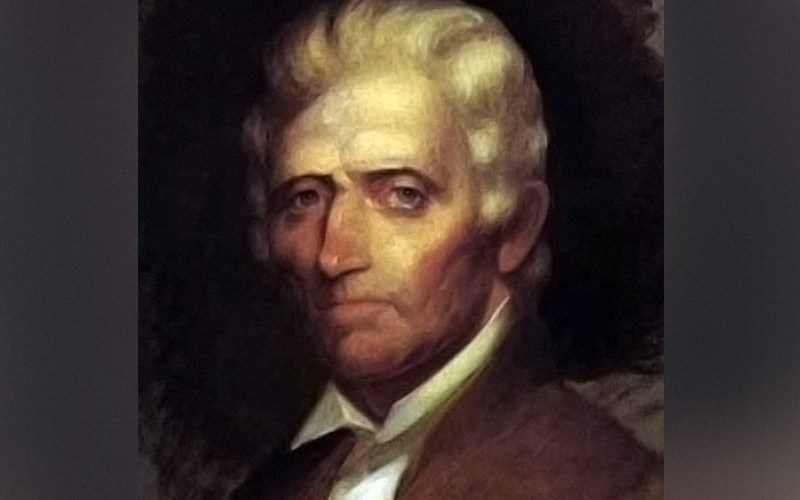 Daniel Boone's Missouri Days...