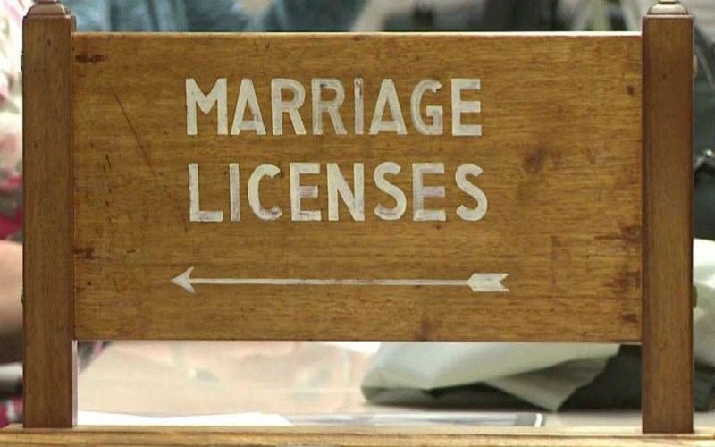 Marriage Licenses and the Pastor's Signature