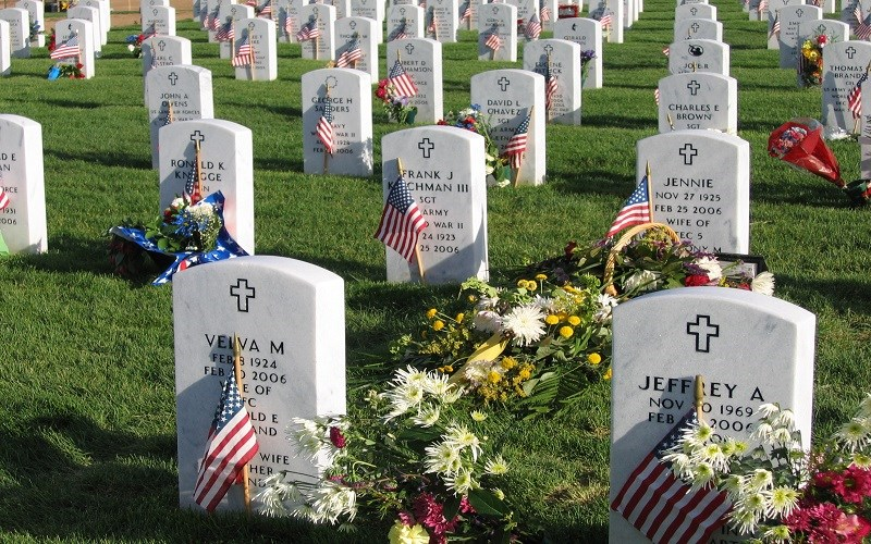 On this Memorial Day...Listen and Pray!