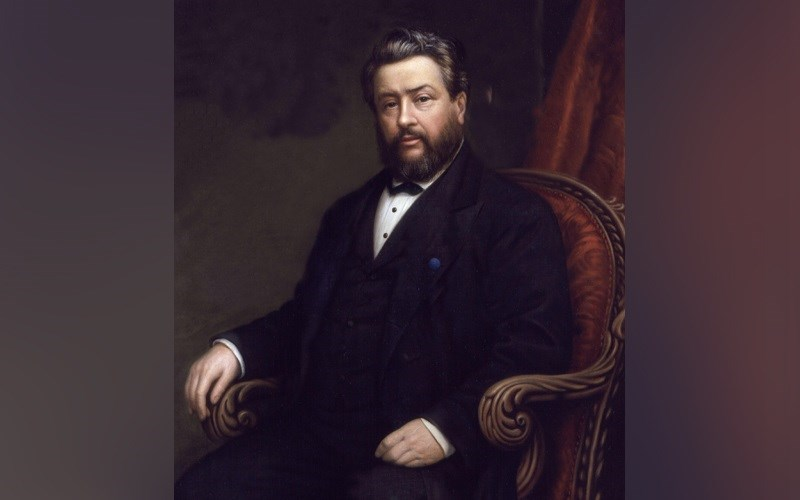 Charles Spurgeon - Look and Live