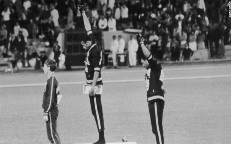 What Would a 1960's Black Olympian Say to Colin Kaepernick?