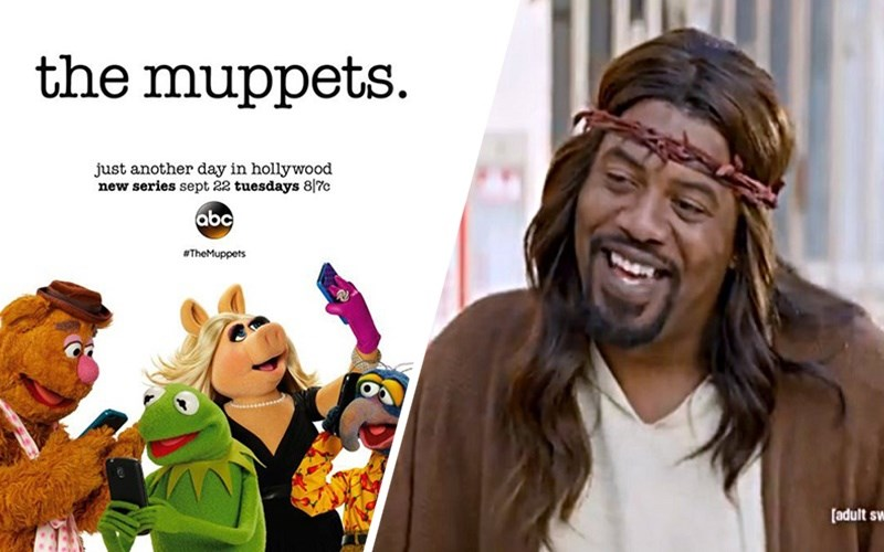 'Black Jesus' and 'Muppets' Update!