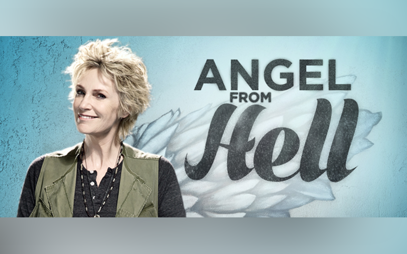 'Angel from Hell' Mocks Christianity (Updated)
