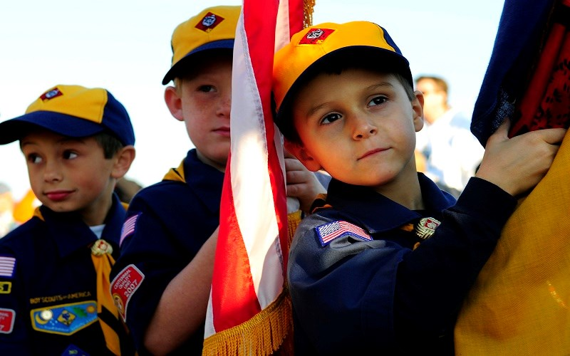 Girl Should Not Be Allowed to Join Cub Scouts