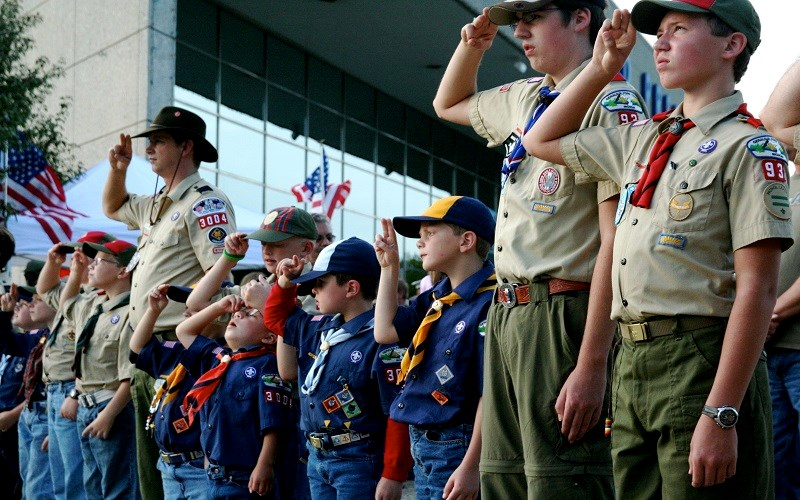 The Boy Scouts Sign Their Own Death Warrant