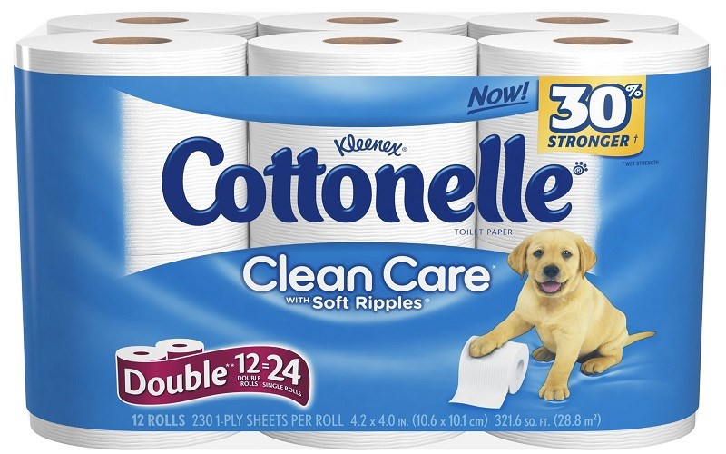 Cottonelle Needs To Clean Up Their Act!