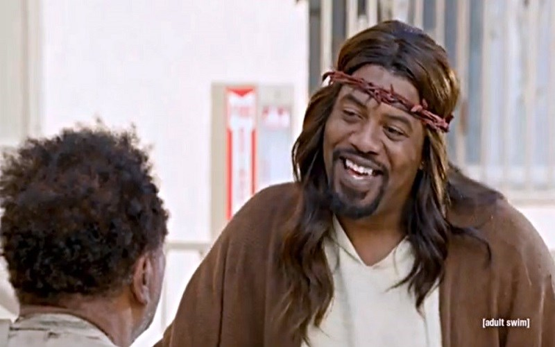 Sponsors of 'Black Jesus' Take Heed