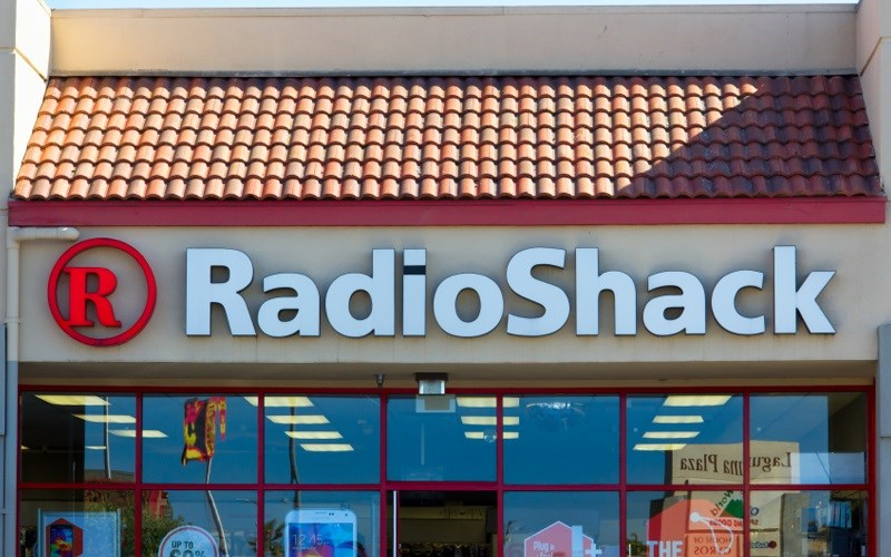 Radio Shack Resorts to Sex
