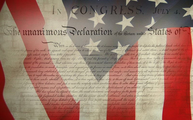 The Declaration Exposes Americans in Name Only