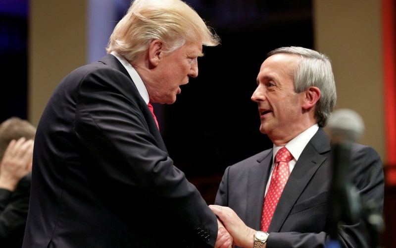 Of Course Robert Jeffress Is Right about Bombing North Korea