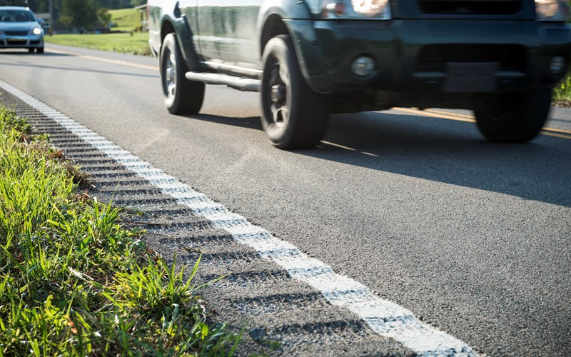 Spiritual Rumble Strips