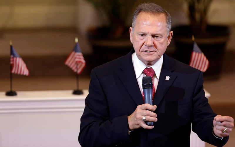 Roy Moore: The Litmus Test for Genuine Conservatism