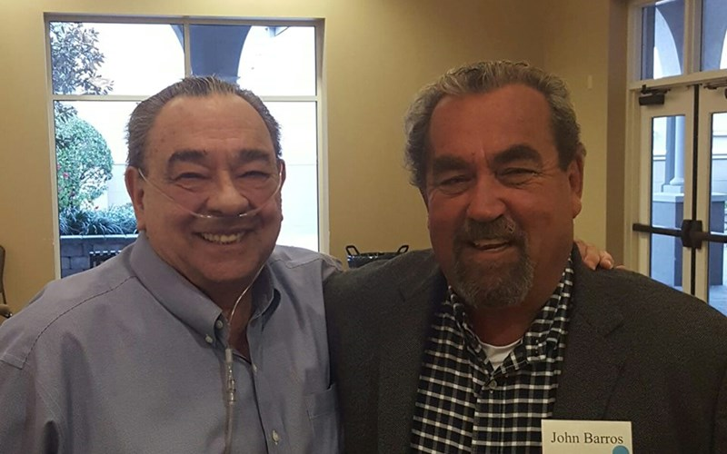 A Tribute to R.C. Sproul and John Barros (His Biggest Hero)