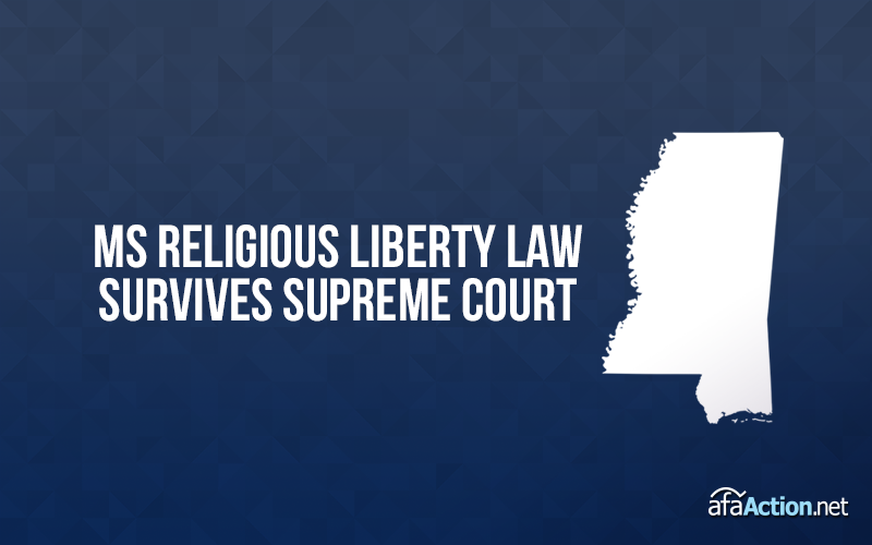 Great news: MS religious liberty law survives Supreme Court