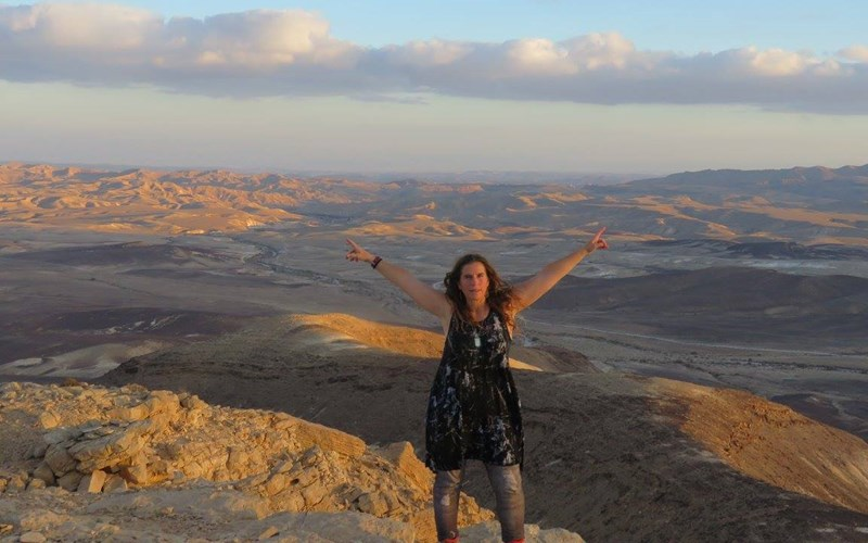 From Contempt to Belief: One Israeli Woman's Journey