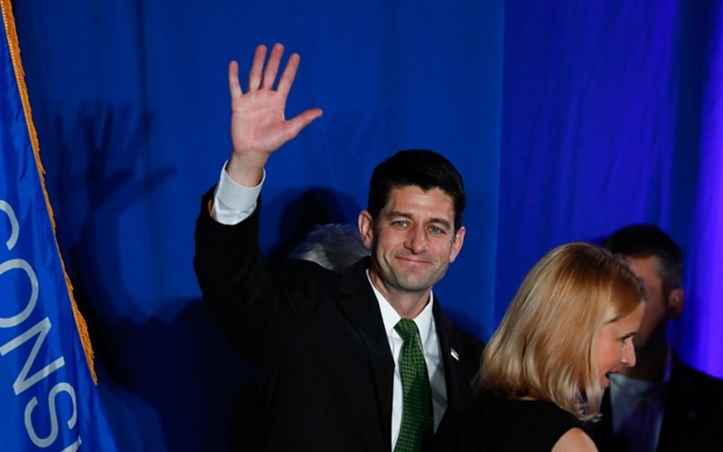 Who Will Take Paul Ryan's Place?