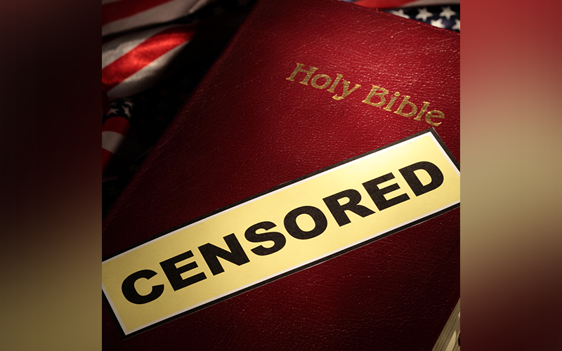 California Pro-Homosexual Bill Will Ban the Bible
