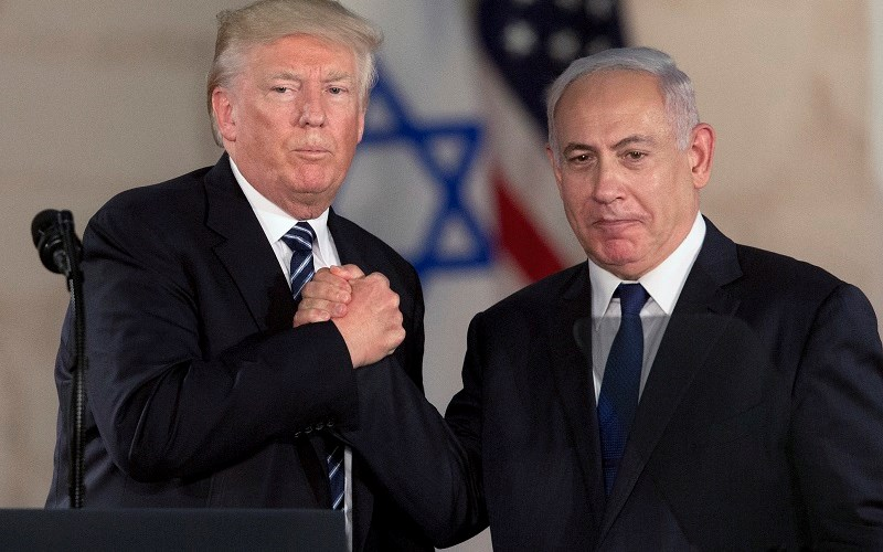 U.S. Opens Embassy in Jerusalem...Show Your Support