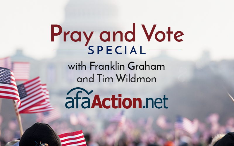 """Pray and Vote Special"" Tonight!"