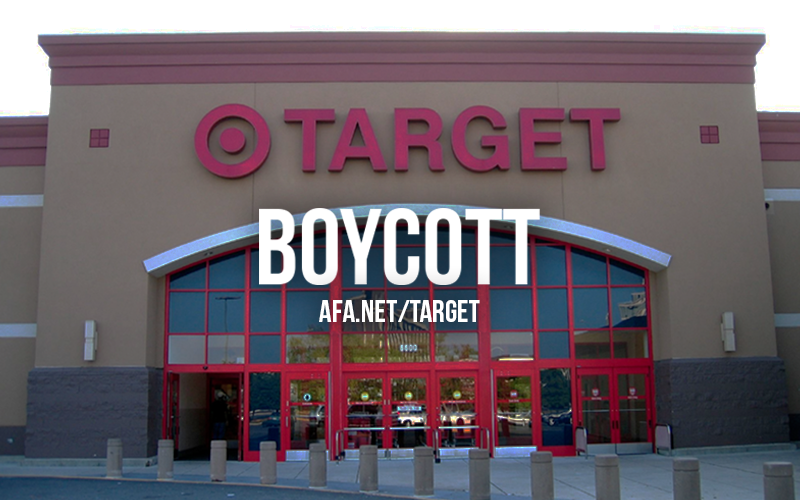 Target: A Scary Place for Women and Children?