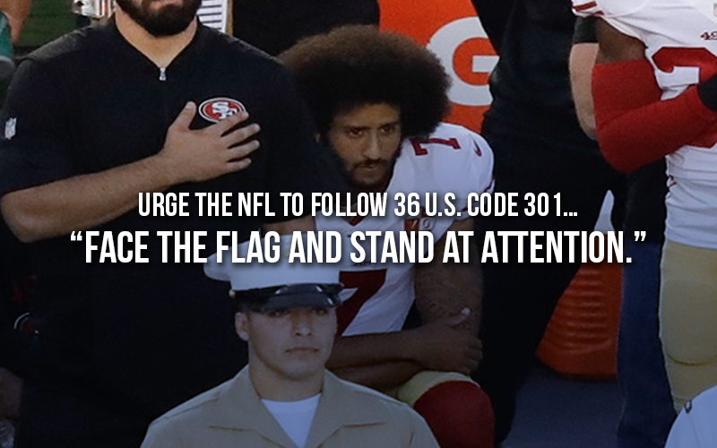Can the NFL Require Participation in the National Anthem?