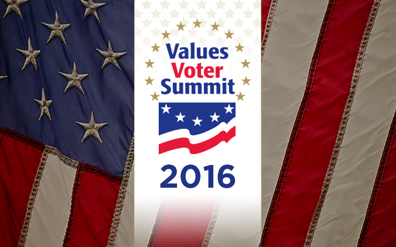 Watch Values Voter Summit 2016!