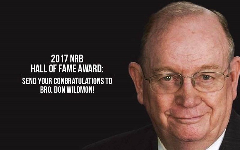 AFA Founder Don Wildmon to Receive Prestigious Award
