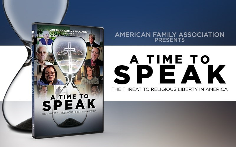 Watch 'A Time to Speak'