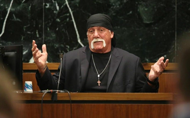 Hulk Hogan, the Tape, and the First Amendment
