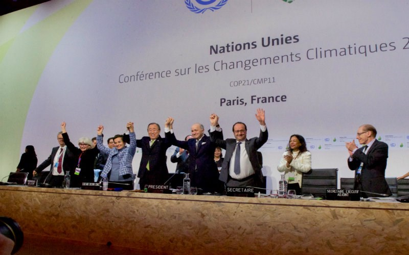 Climate Change: A Global Religious Unifier?
