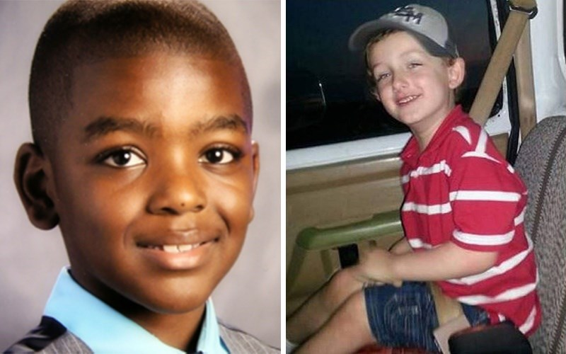 Two Murdered Kids...Where's the Outrage?