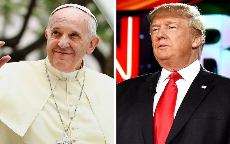 Trump, the Pope, and the Wall