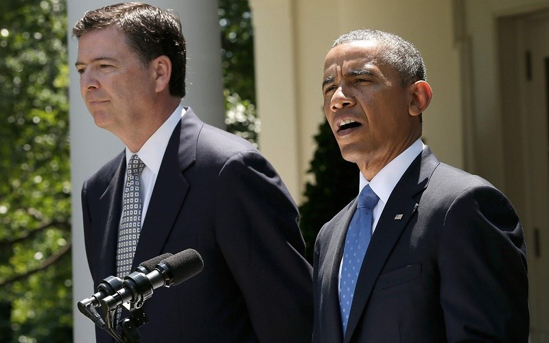 For Comey, It's Reputation; for Obama, It's Payback
