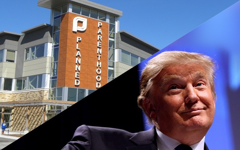 Trump Waffles on Planned Parenthood