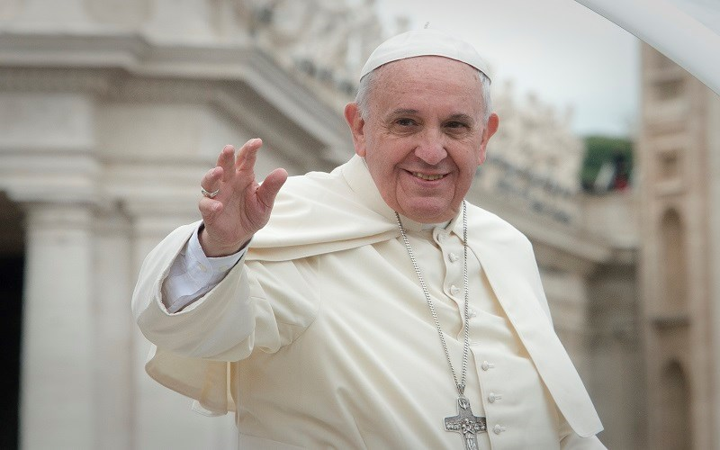 Pope Francis: You Are the Problem