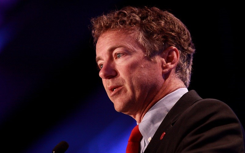 "On Same-Sex ""Marriage,"" Rand Paul Tries to Split the Baby"