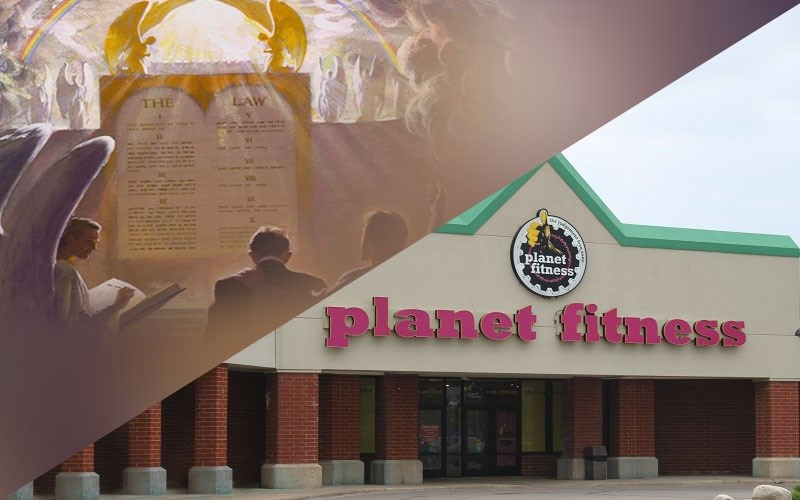 Planet Fitness Saves Humanity!
