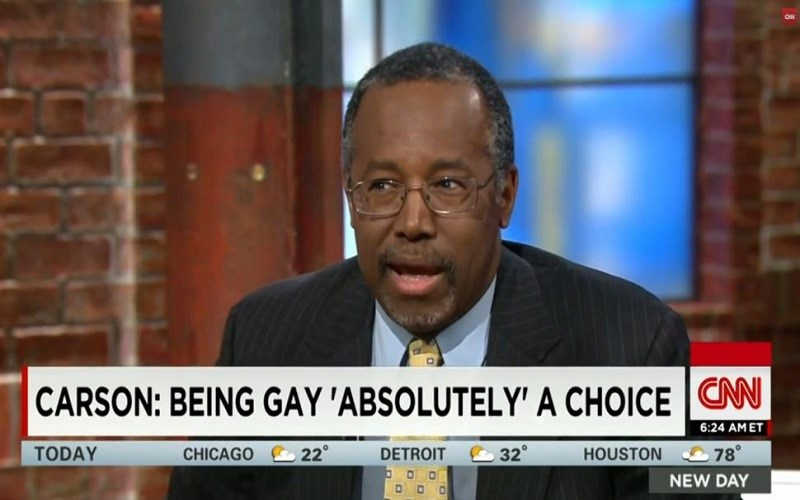 How Badly Did Ben Carson Hurt Himself?