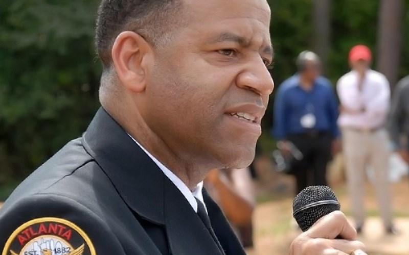 Atlanta Fire Chief Fired for His Faith