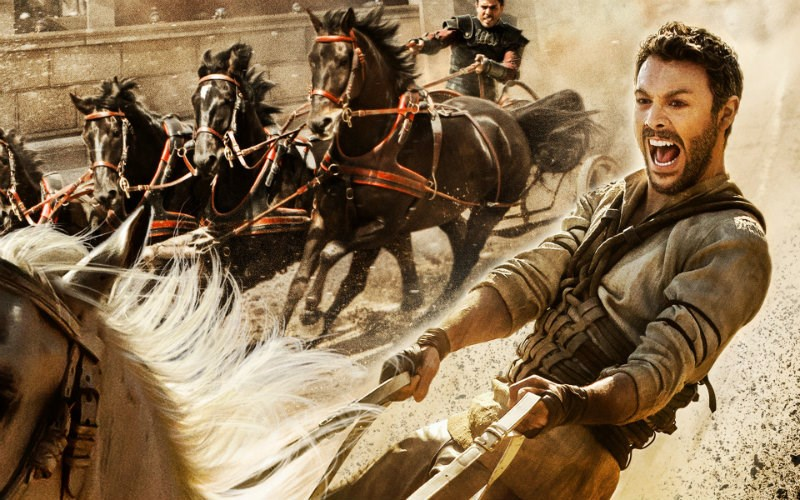 Following Gospel Truths in 'Ben-Hur'