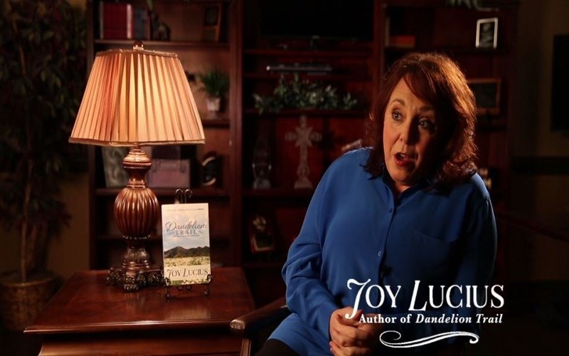 Behind the Scenes of 'Dandelion Trail' with Author Joy Lucius