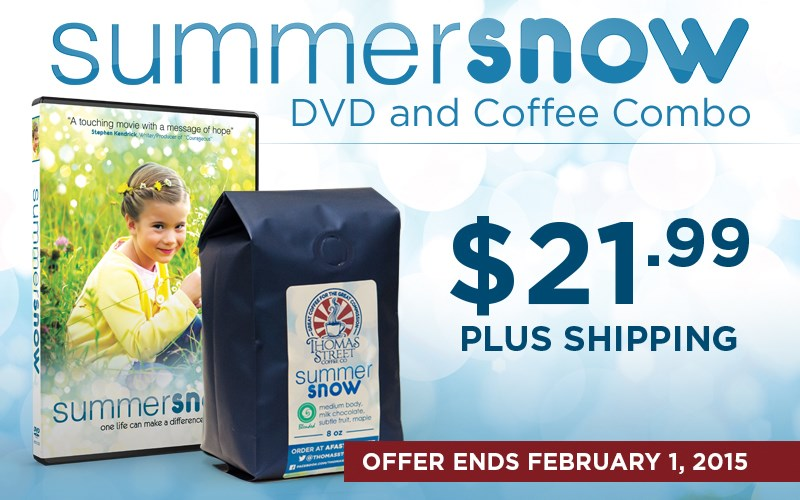 Cyber Monday, 'Summer Snow,' and Coffee