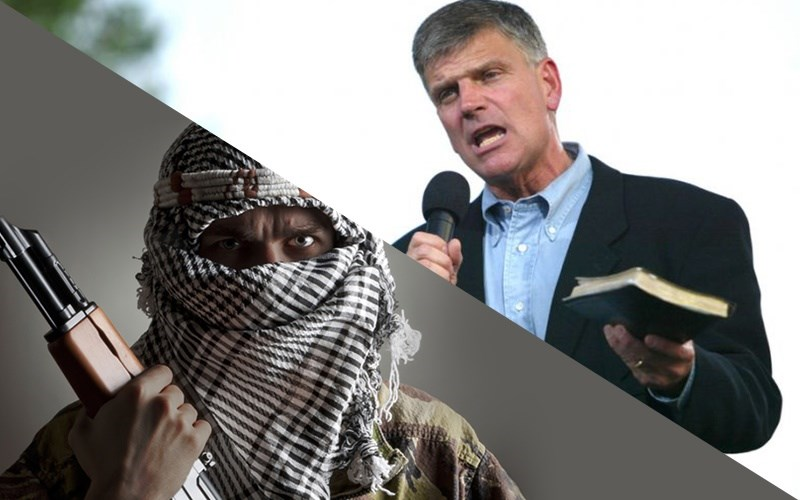 Franklin Graham Is Right: Time to Reconsider Muslim Immigration