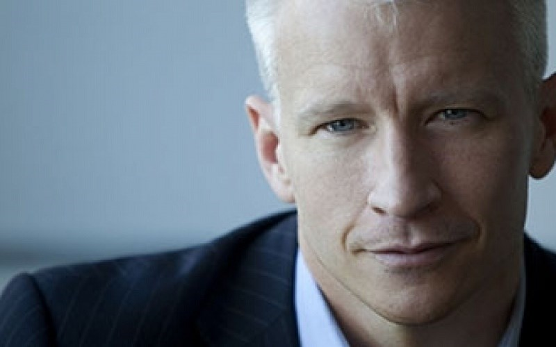 "My ""Interview"" with Anderson Cooper"