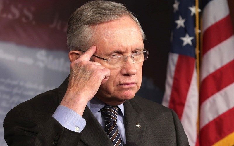 Harry Reid May Have Saved the Republic