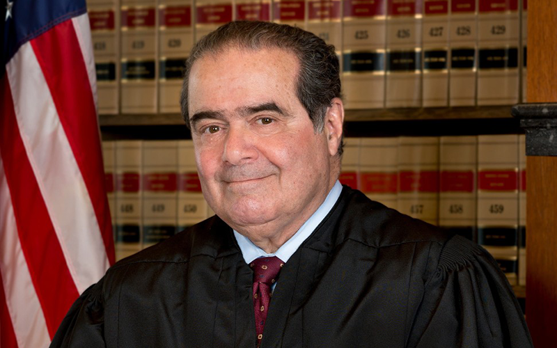 Scalia Defended Democracy: Liberals Subvert It