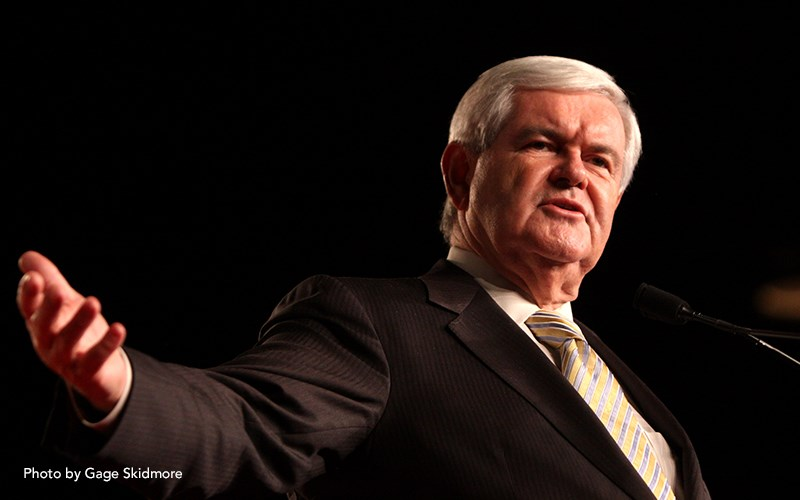 On Sharia: Newt is Right